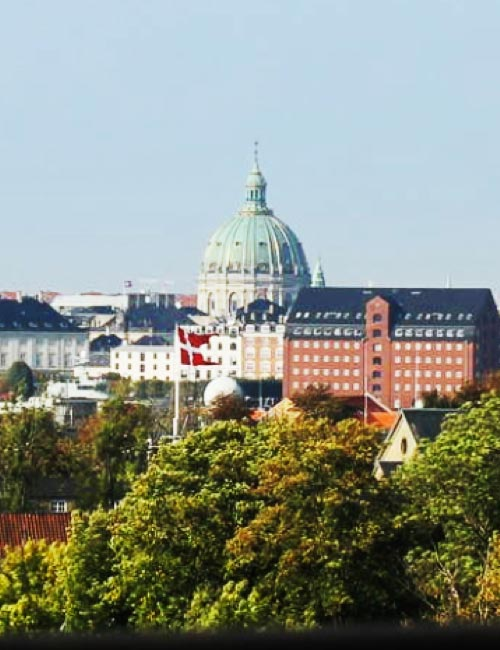 YOU FIND US HERE IN COPENHAGEN. WE ARE REACHABLE 24/7